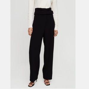 Aritzia Babaton Jermaine High-waist, Wide-leg Pant